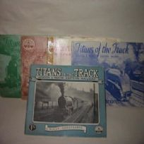 5 Issues of Titans of the Track